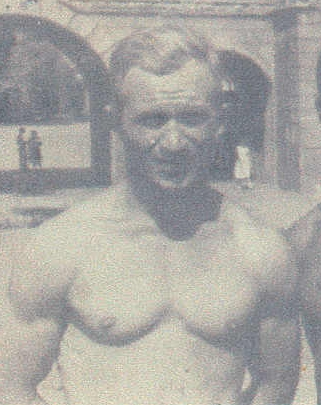 Генрих Михневский